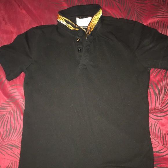 7a8b79ed876f Gucci Shirts | Tiger Polo | Poshmark